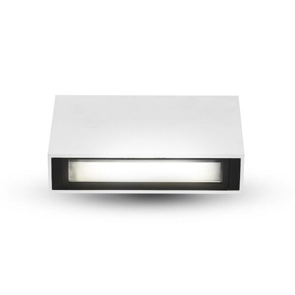 Slice White LED Recessed Wall Washer, image 2