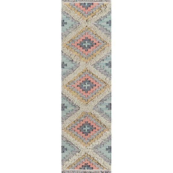 Indio Templin Multicolor Rectangular: 2 Ft. x 3 Ft. Rug, image 6