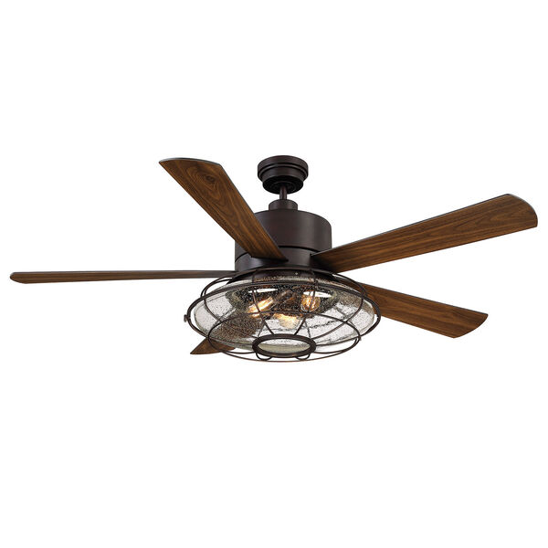 Connell English Bronze  Ceiling Fan, image 1