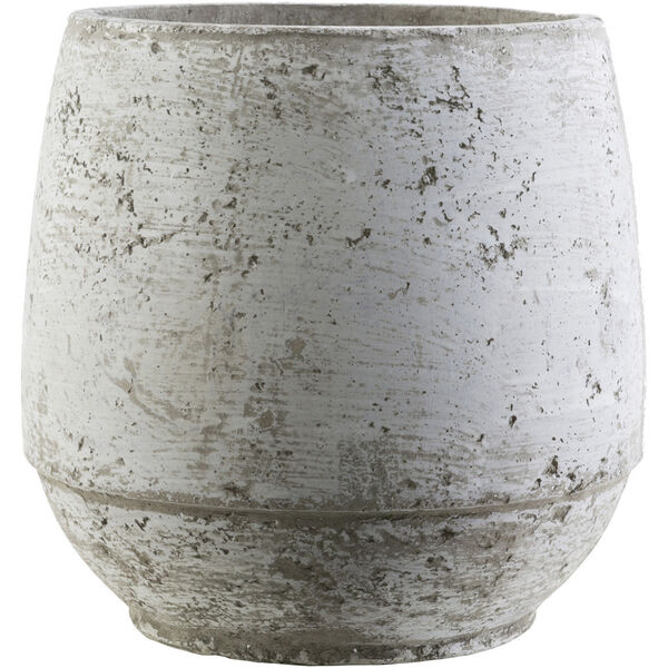 Rome Taupe and Ivory Pot, image 1
