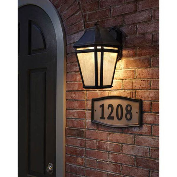 Londontowne Weathered Chestnut One-Light Outdoor Wall Sconce, image 2