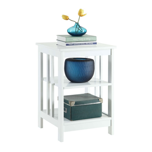 Mission End Table, image 2