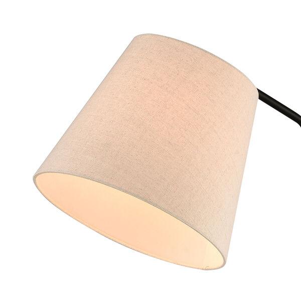 Pine Plains Black One-Light Floor Lamp, image 3