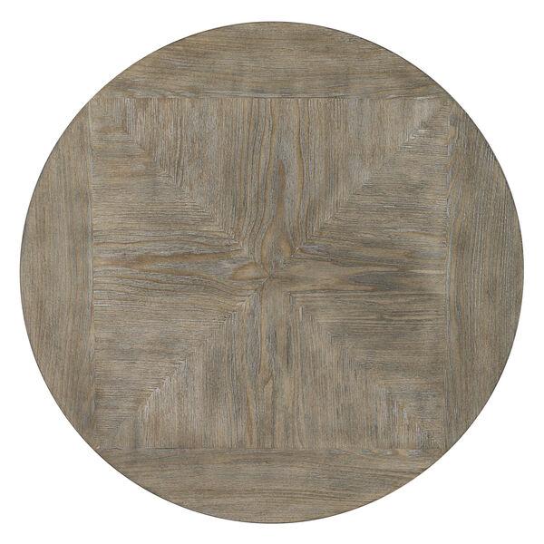 Elizabeth Pewter Round Side Table, image 3