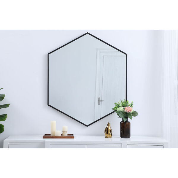 Eternity Hexagon Mirror, image 2