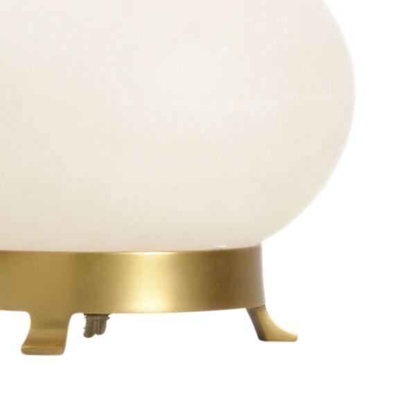 Eathon Natural White Table Lamp, image 2