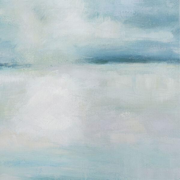 Acrylic Blue Open Horizon Wall Art, image 5