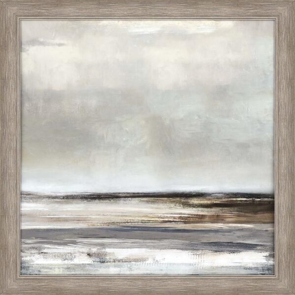 Tywyn Vista Gray Framed Art, image 2