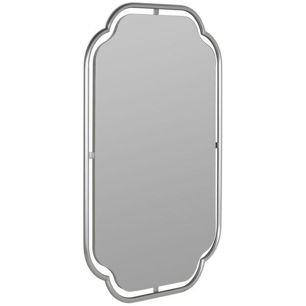 Sebastian Silver 34-Inch x 22-Inch Wall Mirror, image 3