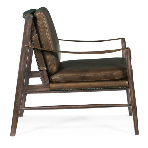 Sabi Sands Dark Wood Sling Chair, image 3