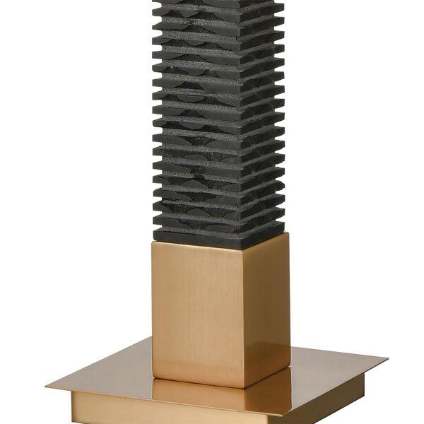Benediction Black One-Light Table Lamp, image 4