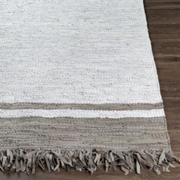 Lexington Dark Brown and Light Gray Rectangular Rug, image 3