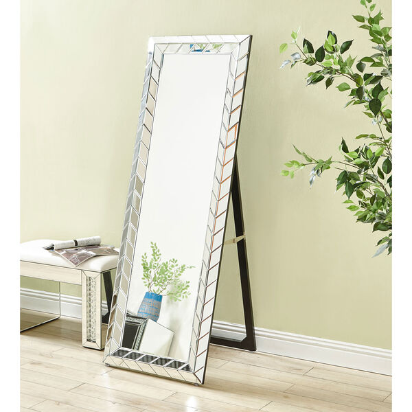 Sparkle Clear 22-Inch Full Length Mirror, image 2