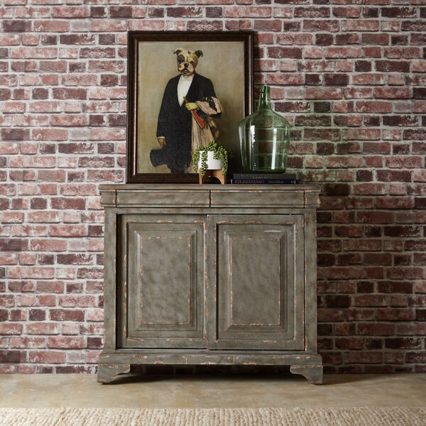 Billings Gray 40-Inch Accent Chest, image 6