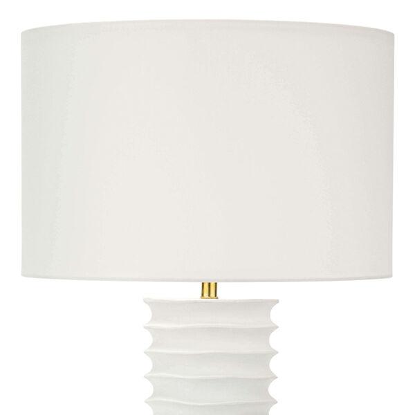 Nabu White One-Light Table Lamp, image 2