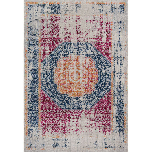 Haley Multicolor Rectangular: 9 Ft. 3 In. x 12 Ft. 6 In. Rug, image 1