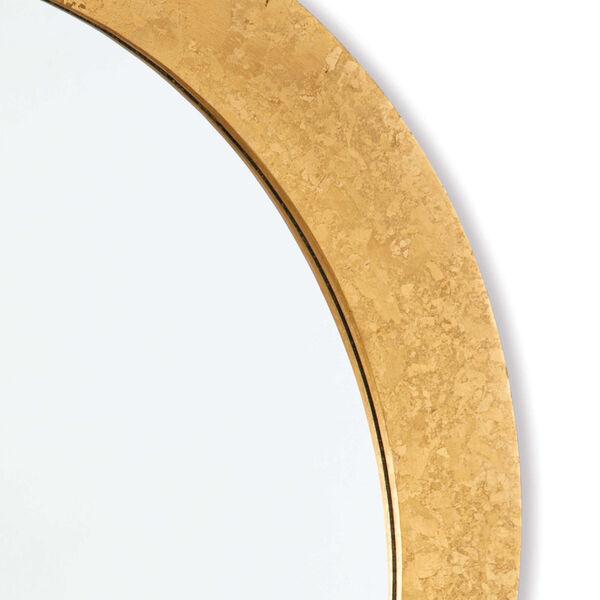 Insignia Gold Leaf Mirror, image 4