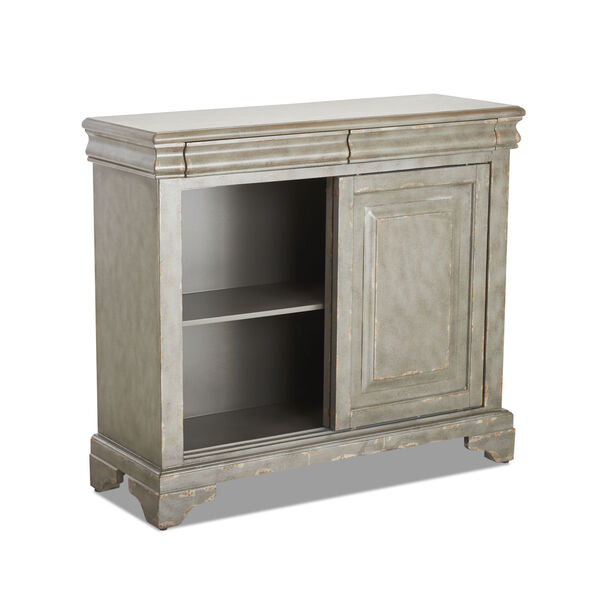 Billings Gray 40-Inch Accent Chest, image 3