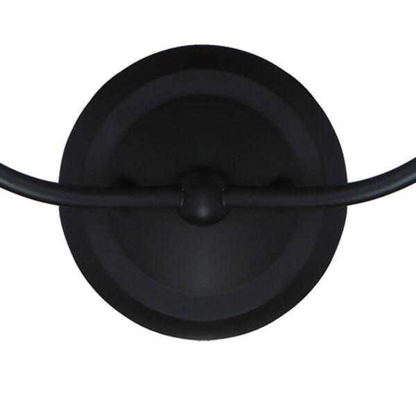 Sylvan Dark Bronze Two-Light Sconce by Libby Langdon, image 3