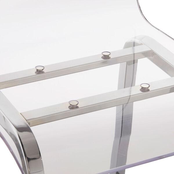 Seneca Acrylic Counter Chair, Set of 2, image 5