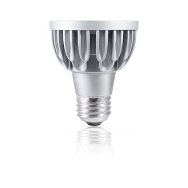 Silver LED PAR20 Standard Base Soft White 960 Lumens Light Bulb, image 1