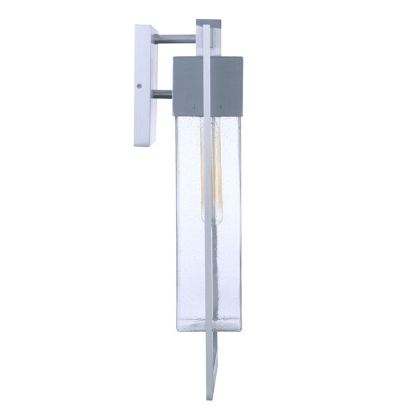 Perimeter Satin Aluminum 22-Inch One-Light Outdoor Wall Sconce, image 5