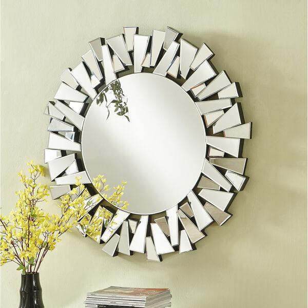 Sparkle Glass 31-Inch Mirror, image 2