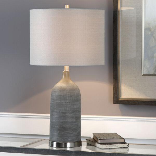 Nicollet Olive Bronze Ceramic Table Lamp, image 3