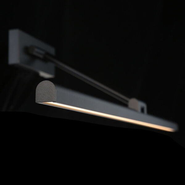 Reed Black 33-Inch LED Picture Light, image 3