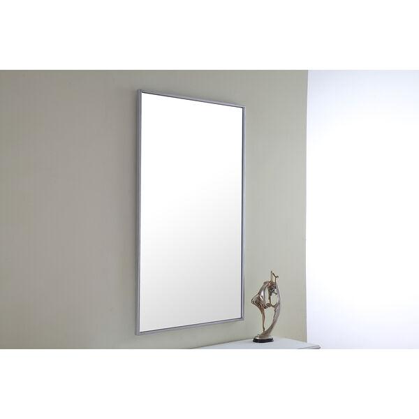 Eternity Silver 40-Inch Mirror, image 2