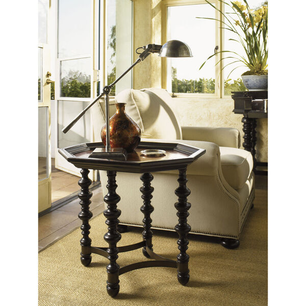 Kingstown Tamarind Plantation Accent Table, image 2