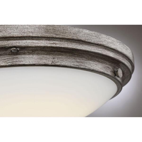 Lucerne Aged Wood One-Light Fan Light Kit, image 6