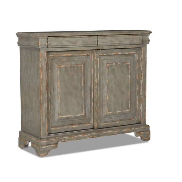 Billings Gray 40-Inch Accent Chest, image 2