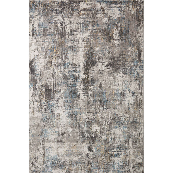 Maeve Slate and Mist 9 Ft. 3 In. x 13 Ft. Area Rug, image 1