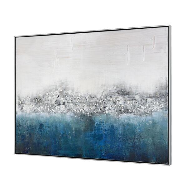 Boundless Acrylic Blue Wall Art, image 2