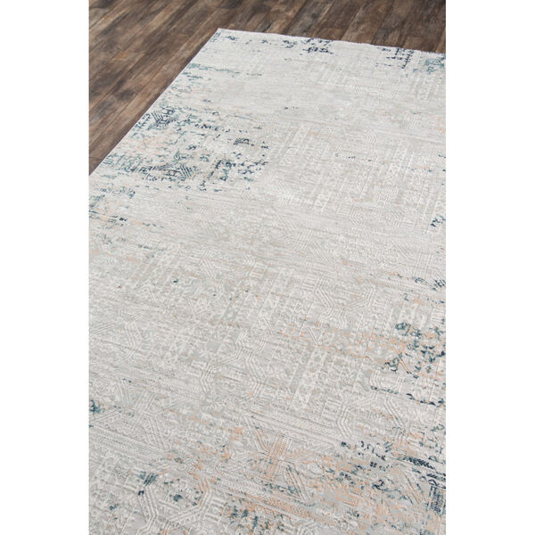 Genevieve Silver Rectangular: 1 Ft. 10 In. x 2 Ft. 10 In. Rug, image 3