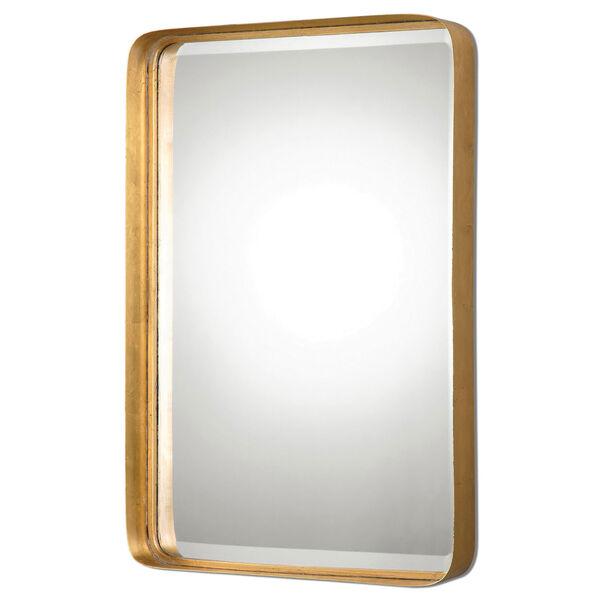 Crofton Antique Gold Mirror, image 2