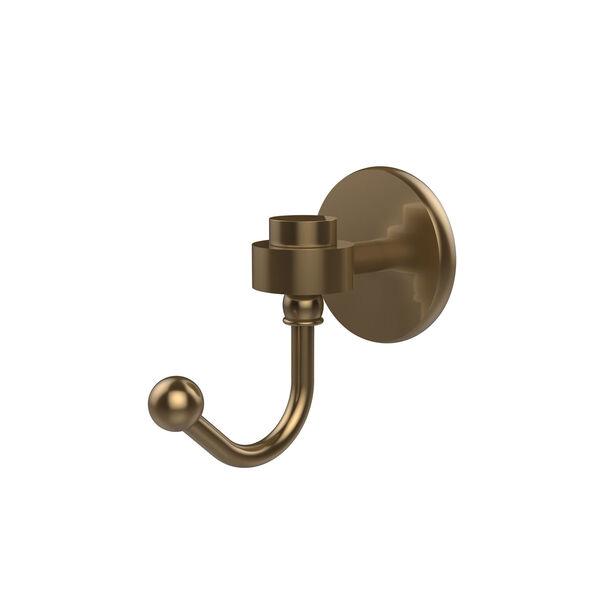 Satellite Orbit One Brushed Bronze Utility Hook, image 1