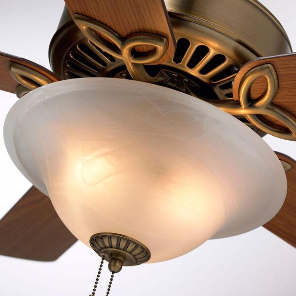 Pro Series Antique Brass 50-Inch Ceiling Fan, image 4