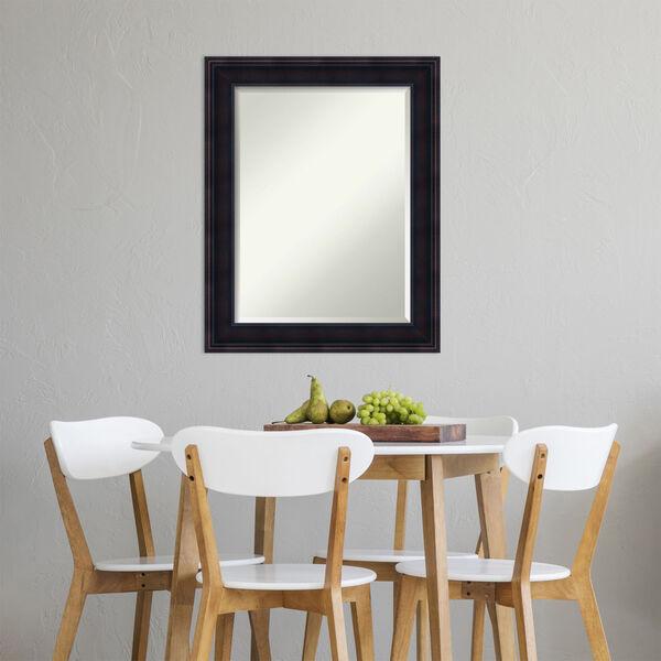 Annatto Mahogany 23W X 29H-Inch Decorative Wall Mirror, image 5