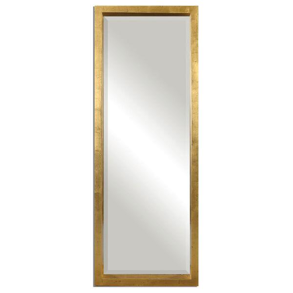 Edmonton Gold Leaner Mirror, image 2
