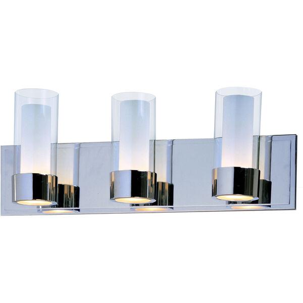 Silo Three-Light Bath Vanity, image 1