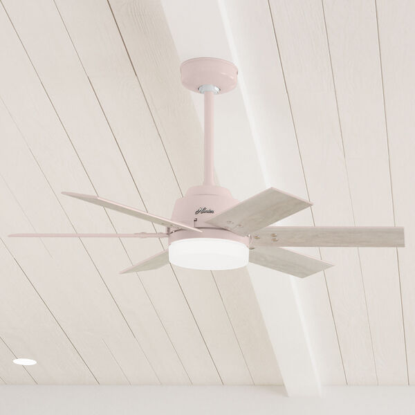 Pacer 44-Inch Two-Light LED Ceiling Fan, image 5