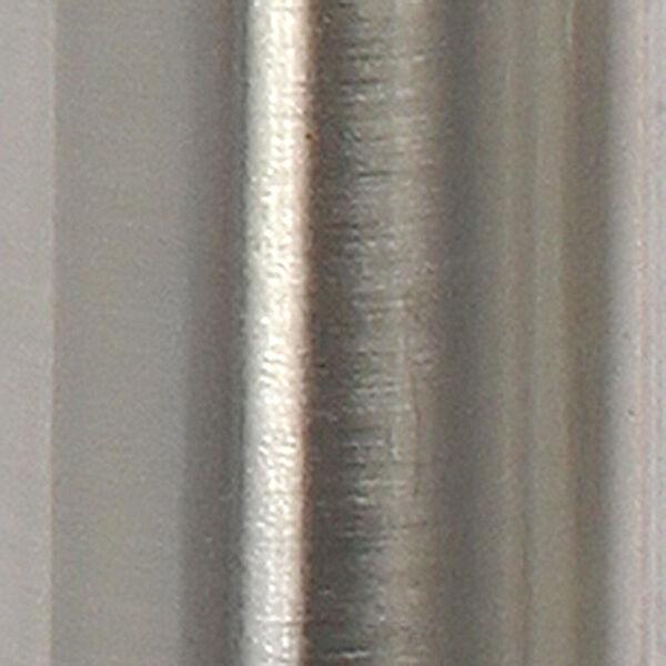 Cerise Brushed Nickel White One-Light Table Lamp, image 6