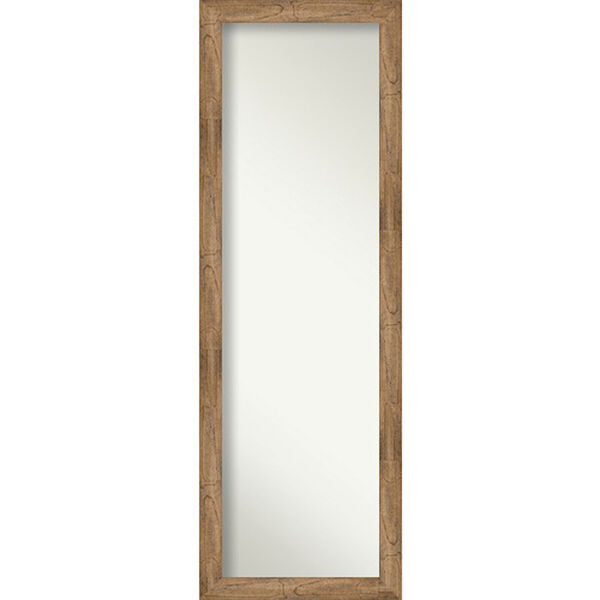 Owl Brown 17-Inch Full Length Mirror, image 1