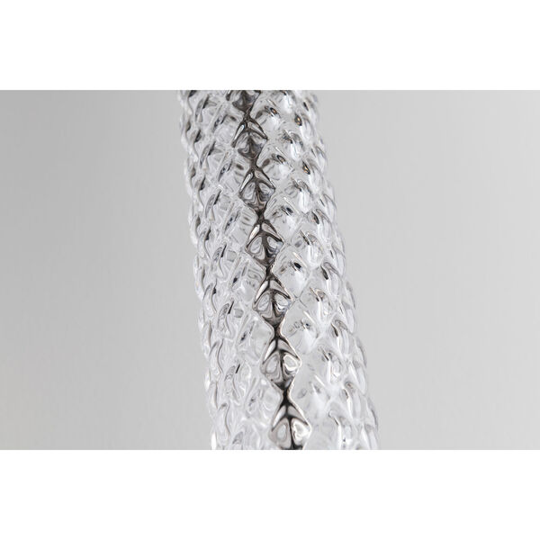 Pippin Polished Nickel 15-Light Chandelier, image 2