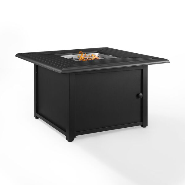 Dante Black Fire Table, image 2