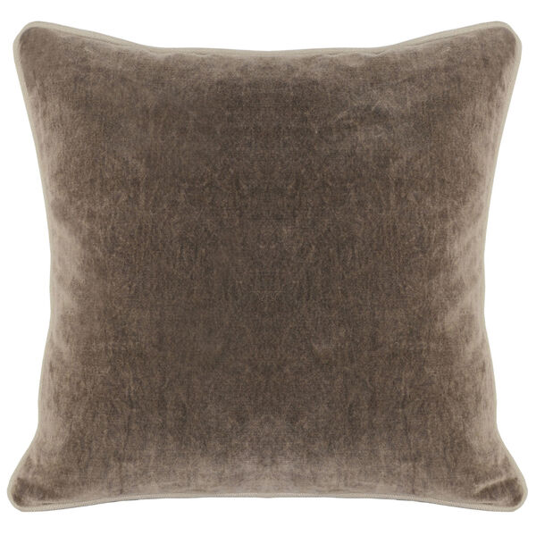 Colby Brown Throw Pillow, image 1