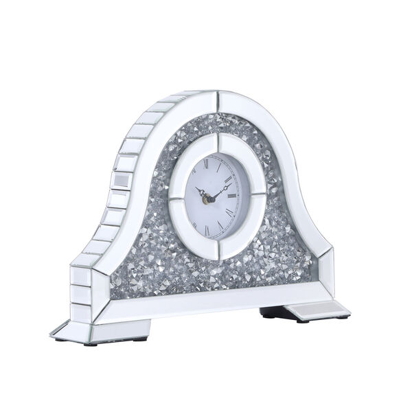 Sparkle Clear 16-Inch Table Top Clock, image 5