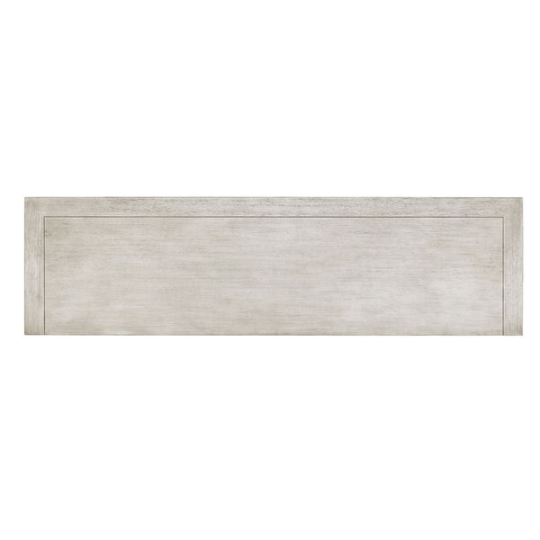 Oyster Bay White Kings Point Large Media Console, image 4